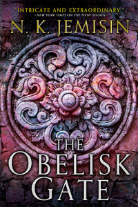 The Obelisk Gate (The Broken Earth #2) by N.K. Jemisin