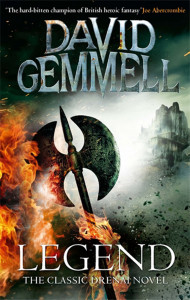 Legend (The Drenai Saga #1) by David Gemmell