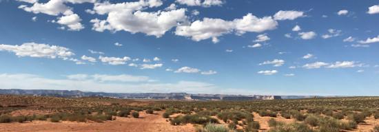 Antilope canyon sākums
