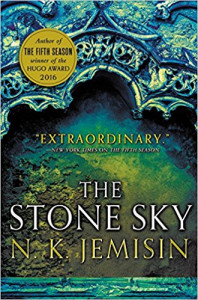 The Stone Sky (The Broken Earth #3) by N.K. Jemisin