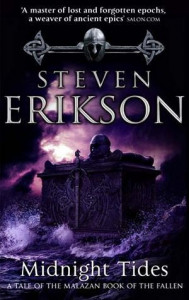 Midnight Tides (Malazan Book of the Fallen #5) by Steven Erikson